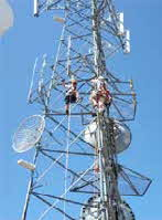 Public Safety Radio Communication Antenna Repeaters.