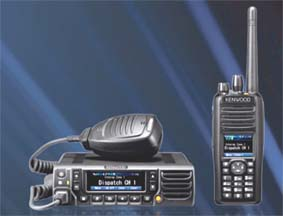 Kenwood radio and other reliable vendors.